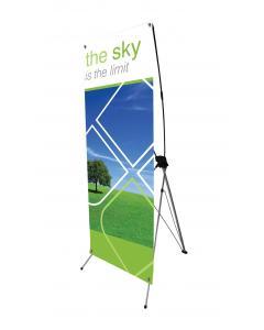 Vortex Banner Stand