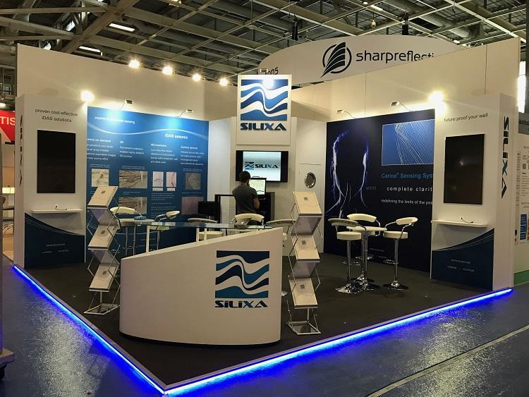 Silixa Ltd at EAGE