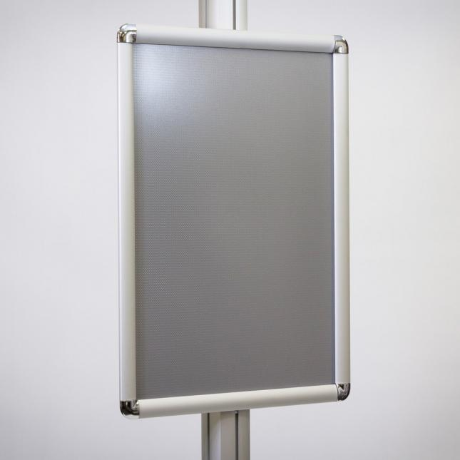 Snap Frame for Point of Sale Display