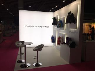 Merchandise World Exhibition Stand
