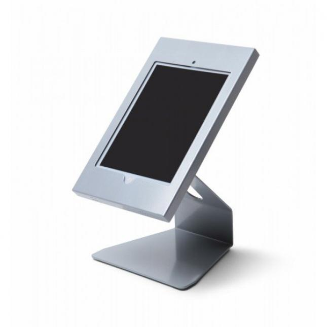 Counter Top iPad Enclosure Silver