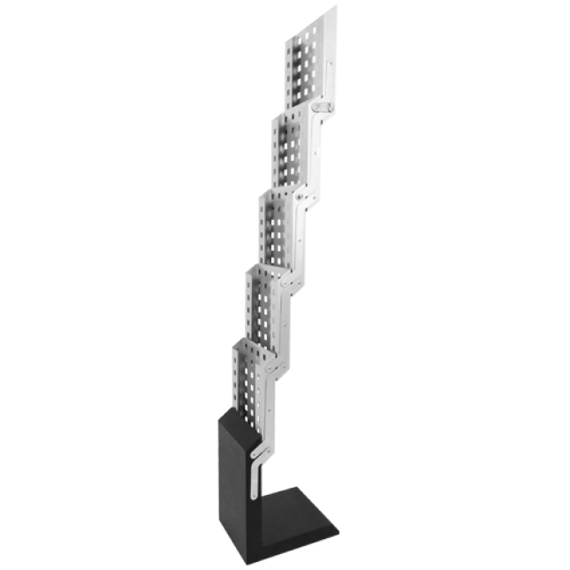 Cantilever Literature Stand