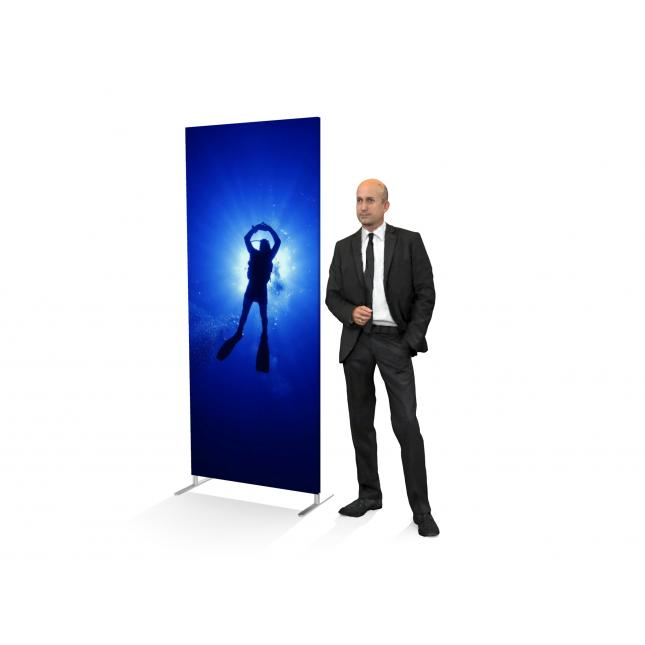 850mm Fabric Banner Stand