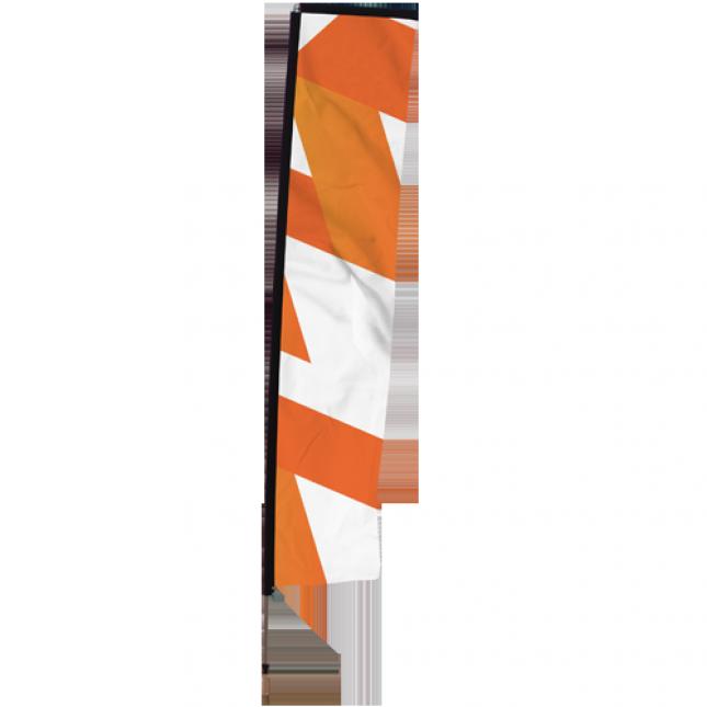 Printed Rectangular Flag