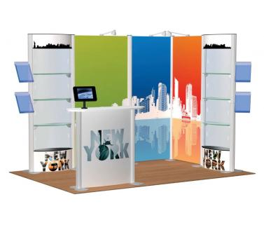 Centro Modular Display Stands