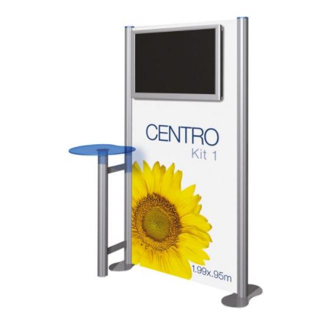 Centro AV Display kit 1