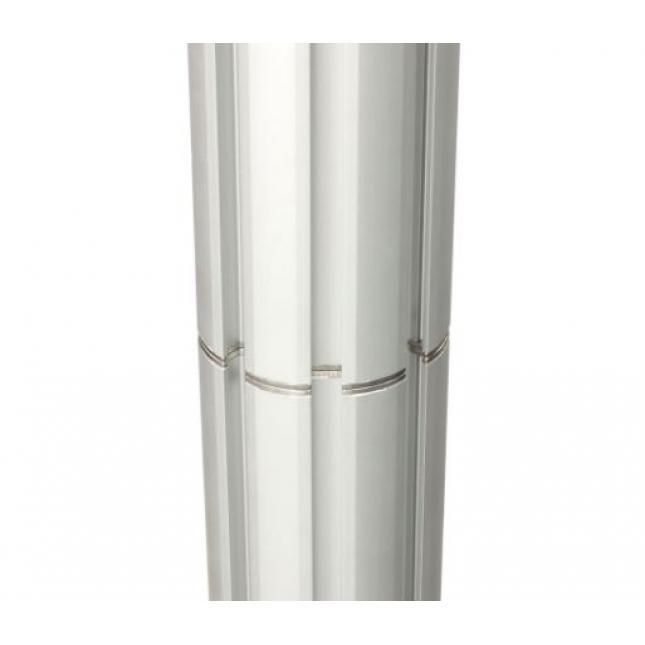 Centro aluminium post