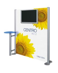 Centro Audio Visual Display Stand Kit 2