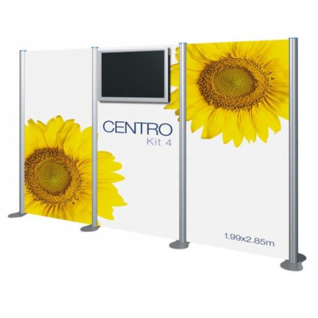 Centro AV Display kit 4