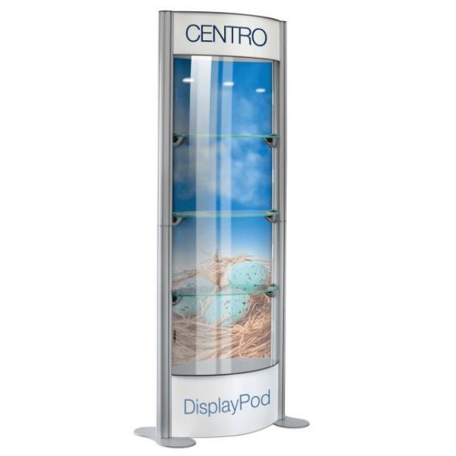 Centro product display