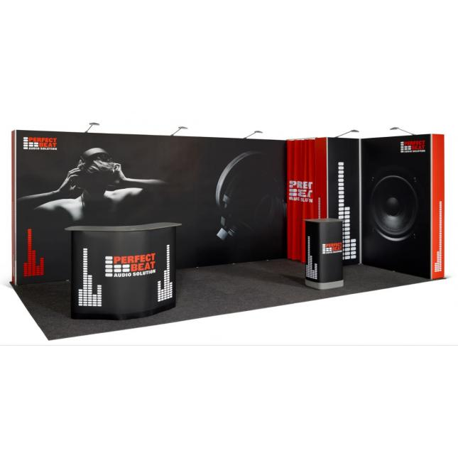 6x3 expolinc pop up exhibition stand