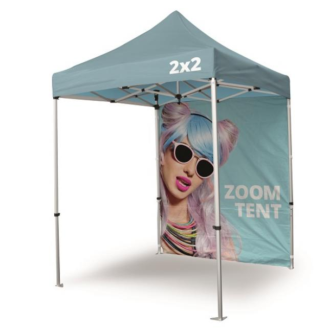 Branded Zoom Tent