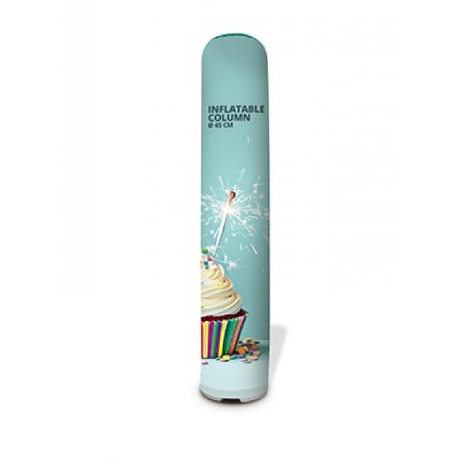 2.4m Branded Inflatable Column