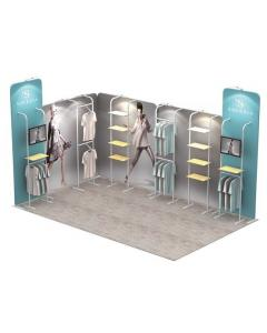 18m² Retail Pop Up Shop