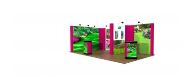 Modular Stands & Displays