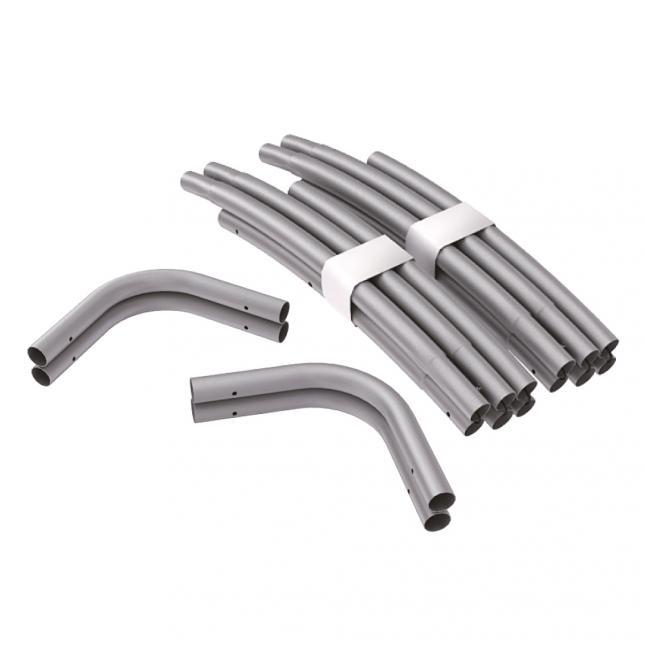 32mm aluminium tubular framework