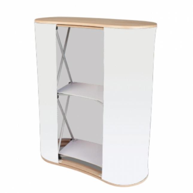 SEG fabric Counter shelves
