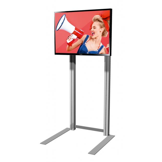 Freestanding TV display