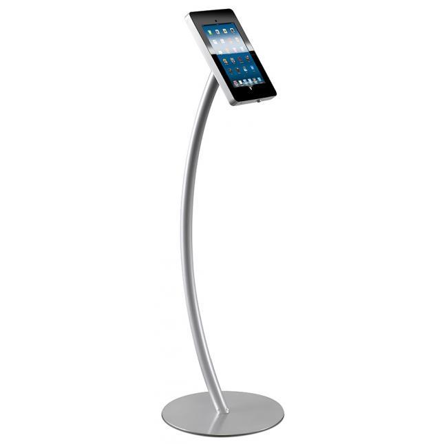 Curve iPad Display Stand side on