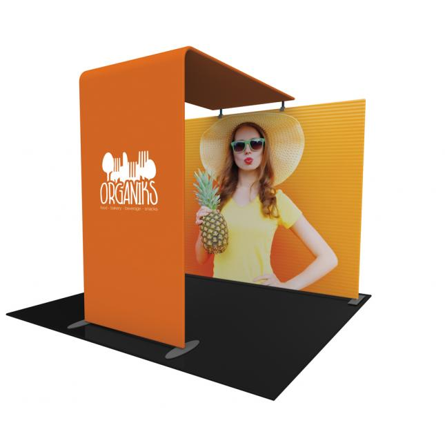 Formulate Accent fabric displays