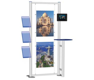 Cable Poster Display Systems