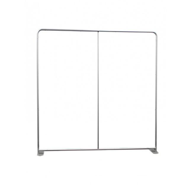 aluminium frame for fabric stand