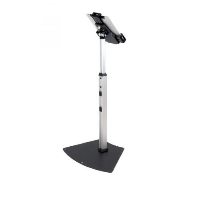 telescopic tablet stand rear