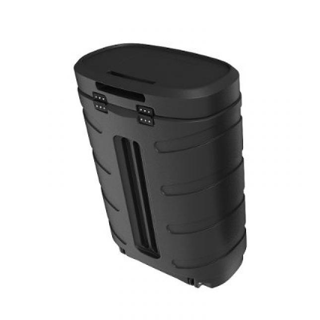Moulded case with no graphic
