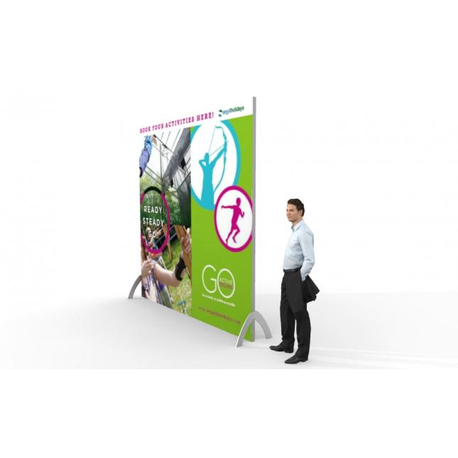 3m x 3m TFS display stand