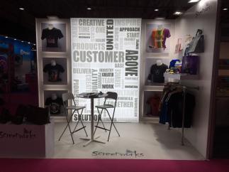 Screenworks Exhibition Stand