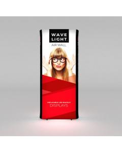 1m Wavelight Air Wall Inflatable Lightbox