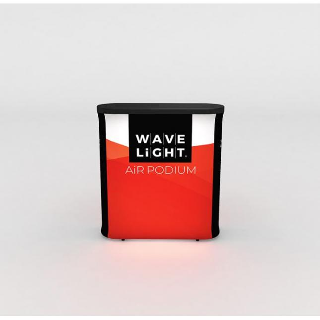 Wavelight Air Podium Lightbox Display