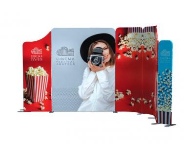 Modulate Fabric Displays