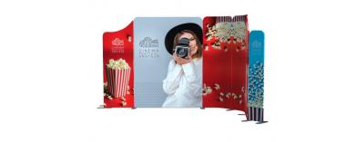 Modulate Fabric Exhibition Displays