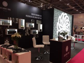 Gentlemen's Tonic Exhibition Stand