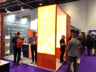 Code 42 Exhibition Stand
