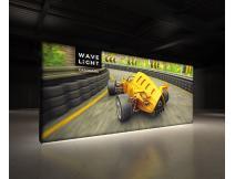 6m Casonara SEG Lightbox Display Wall