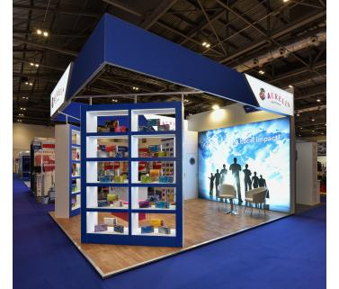 Aurelia Gloves Exhibition Stand