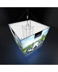 Hanging Lightbox 2.4m x 2.4m x 2.4m