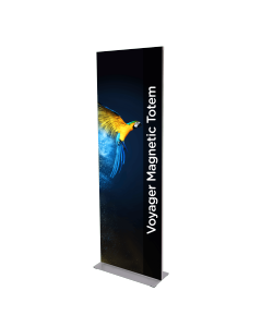 Magnetic Banner Display