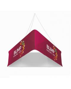 2.4m Triangular Hanging Structure