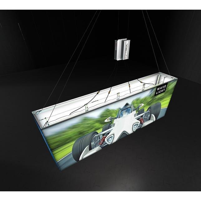 3m Hanging Lightbox Structure