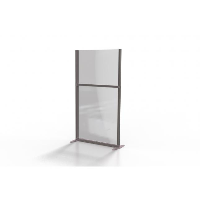 Drawing-freestanding-protective-screen