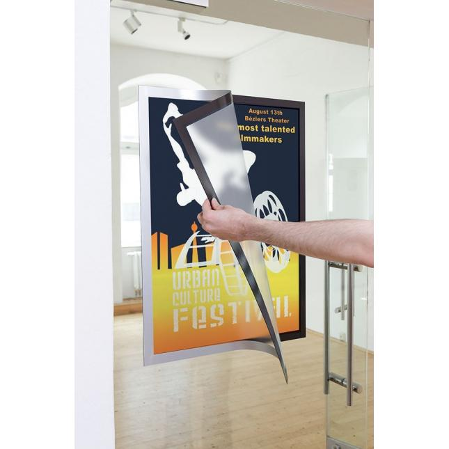 Duraframe A2 poster holders