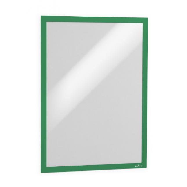 Duraframe-green-poster-display