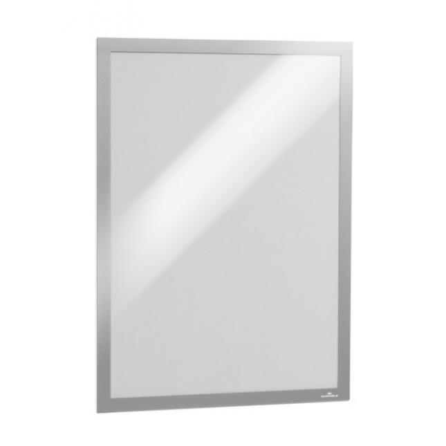 Silver Duraframe Magnetic Poster Holder