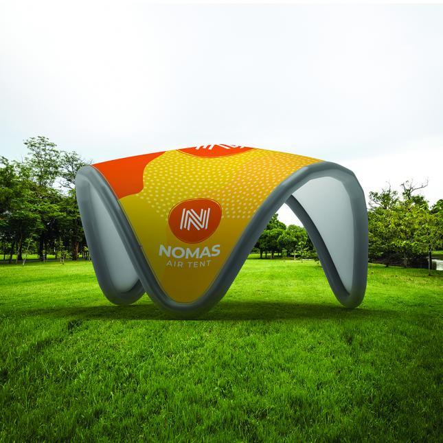 Custom printed event tent outdoor