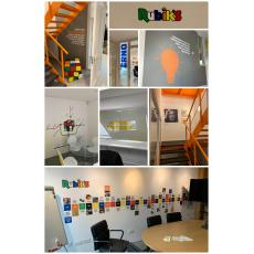 Interior design for your workplace by GH Display