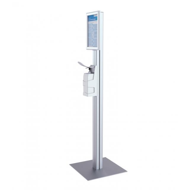 Sterimax freestanding modular sanitiser stand