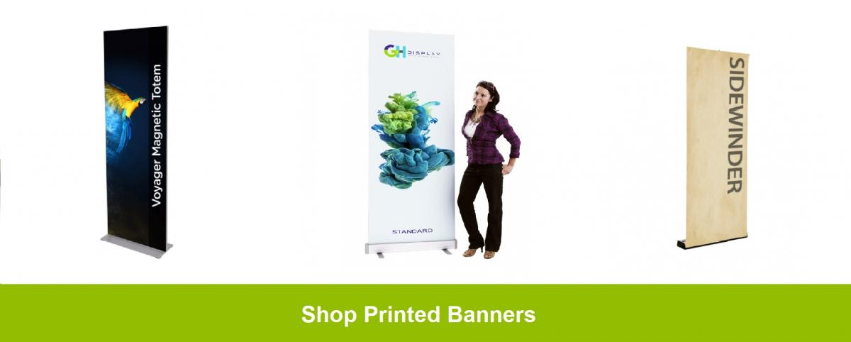 Shop Social Distancing Banners